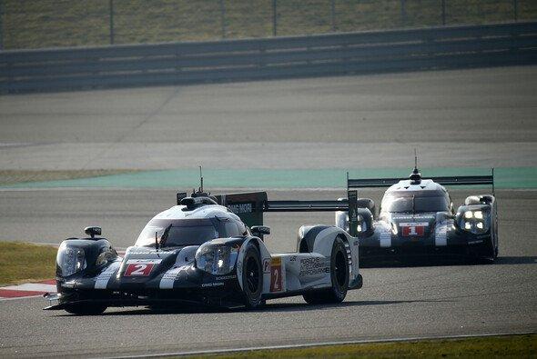 Porsche lieferte eine starke Leistung in Shanghai ab - Foto: Porsche