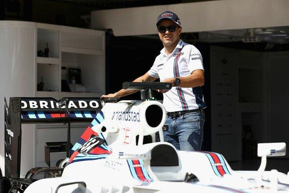 Felipe Massa könnte auch 2017 für Williams fahren - Foto: Martini
