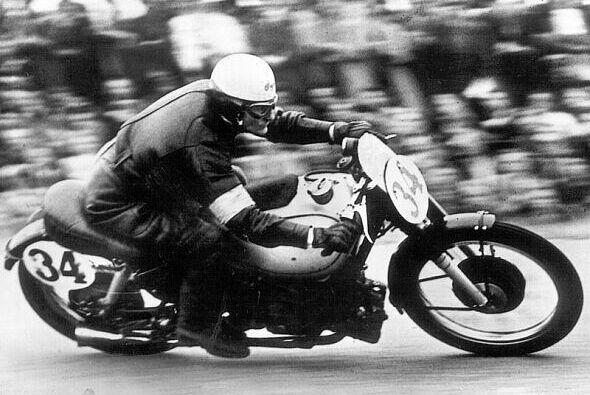 1949 wurde die Motorrad-Weltmeisterschaft erstmals ausgetragen - Foto: MotoGP
