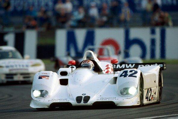 BMW gewann 1999 zum einzigen Mal die 24 Stunden von Le Mans - Foto: BMW