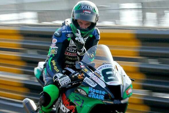Saiger ist Stammgast bei den wichtigsten Road Races der Welt - Foto: Macau Grand Prix