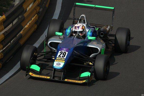 Zweiter Sieg und dritter Macau-Podestplatz für Antonio Felix Da Costa - Foto: Macau GP