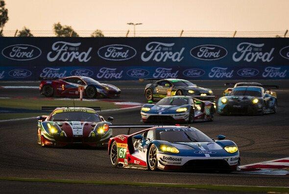 Für die GT-Klassen wurde ein neues BoP-System entwickelt - Foto: Ford