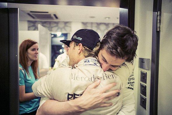 Eine mutige und menschlich große Entscheidung: Nico Rosberg beendet seine Karriere auf dem Höhepunkt - Foto: Paul Ripke