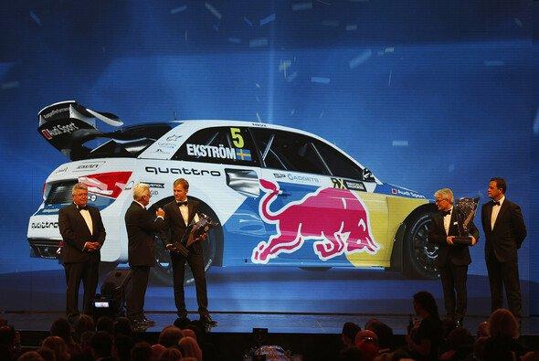 Der S1 von Ekström wird künftig direkt von Audi weiterentwickelt - Foto: FIA