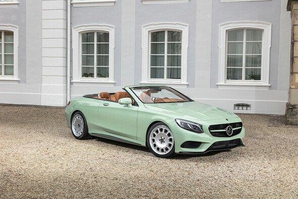 Carlsson präsentiert veredeltes S-Klasse Cabriolet mit dem Namen Diospyros - Foto: Carlsson