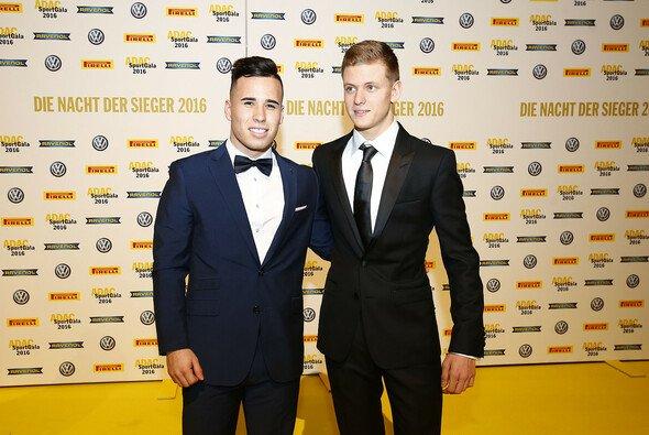 Joey Mawson und Mick Schumacher werden sich in der Formel 3 EM 2017 wiedersehen - Foto: ADAC