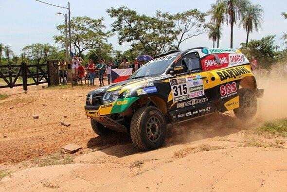 Ellen Lohr berichtet in ihrer Kolumne von der Rallye Dakar 2017 - Foto: Ellen Lohr