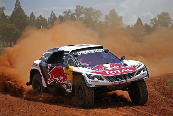 Zweiter Sieg für Loeb und vierter Erfolg für Peugeot - Foto: Peugeot