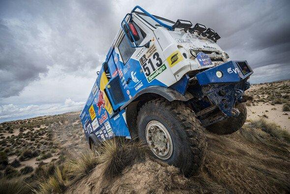 Das Wetter als entscheidender Faktor bei der Dakar 2017 - Foto: Red Bull