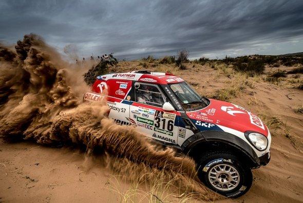 Die Rallye Dakar führt im kommenden Jahr wieder nach Peru - Foto: X-raid