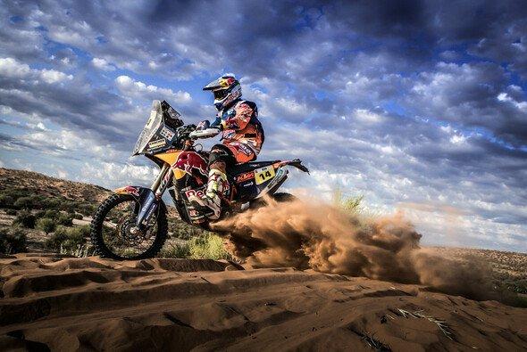 Sam Sunderland ist der neue Champion der Rallye Dakar - Foto: KTM