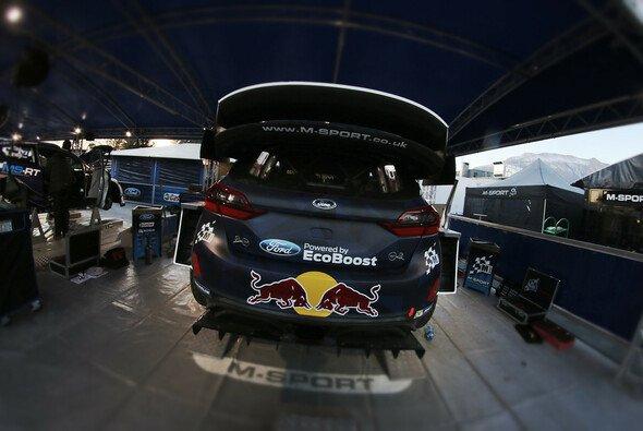 Armin Kremer startet im gleichen Auto wie Sebastien Ogier - Foto: M-Sport