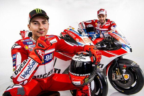 Bei Ducati hängt der Haussegen schief - Foto: Ducati