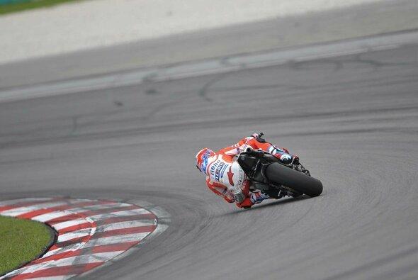 Die schwarze Box am Ducati-Heck sorgt für Spekulationen - Foto: Ducati