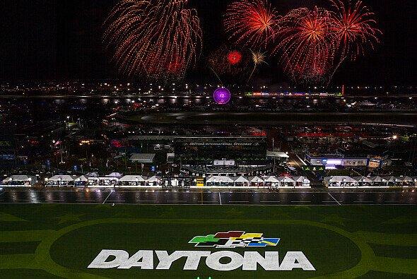 Die 24 Stunden von Daytona finden Ende Januar statt - Foto: Rolex