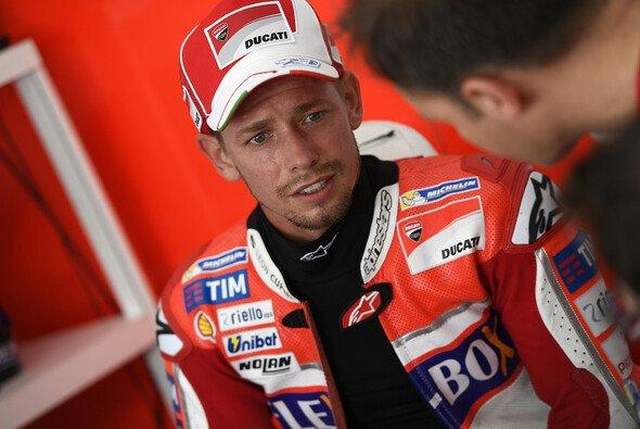 Casey Stoner leidet auch nach seinem Karriereende unter großen Schmerzen - Foto: Ducati
