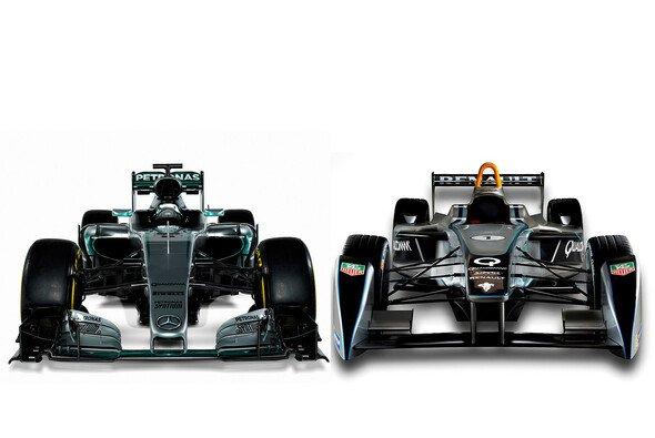 Franz Tost hat eine klare Meinung zur Formel E - Foto: Mercedes/Formel E