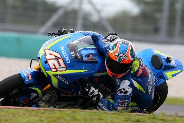 Alex Rins will in Argentinien an den Start gehen - Foto: Suzuki