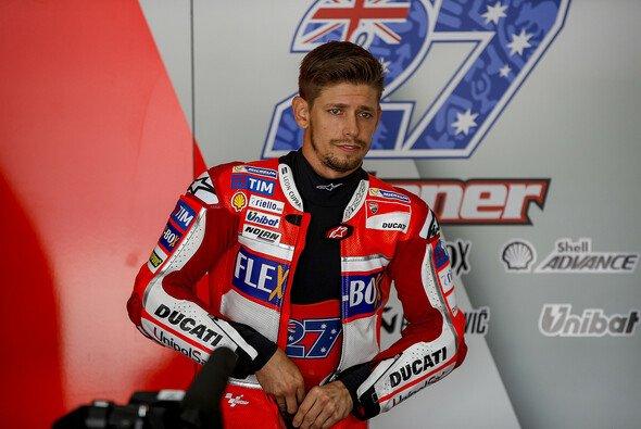 Casey Stoner wird in Phillip Island nicht zum Einsatz kommen - Foto: Ducati