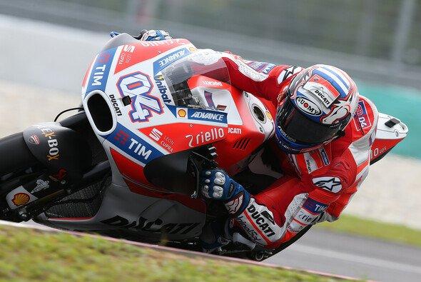 Die MotoGP fährt die ersten Freien Trainings ins Sepang - Foto: Ducati