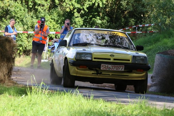 Die YOUNGTIMER RALLYE TROPHY geht auch 2017 an den Start - Foto: Youngtimer Rallye Trophy