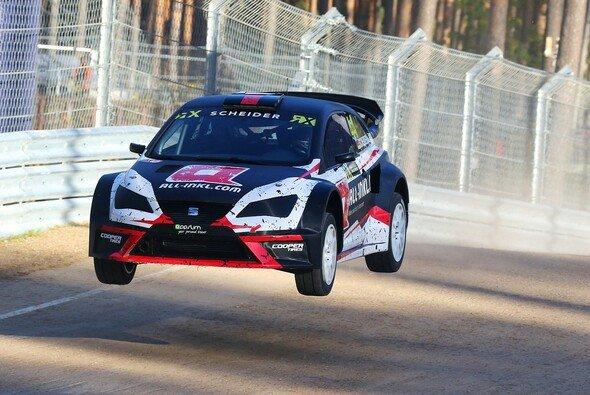 Timo Scheider bestritt 2016 drei Läufe in der WRX - Foto: FIA World Rallycross Championship
