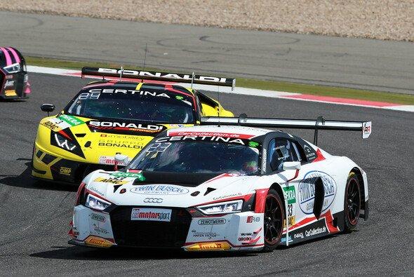Dennis Busch fuhr 2016 am Nürburgring bereits einen Gaststart im ADAC GT Masters - Foto: ADAC GT Masters