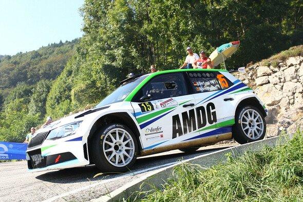 Ex-ADAC GT Masters-Champion Albert von Thurn und Taxis absolviert im Skoda Fabia R5 einen Gastauftritt - Foto: FIA ERC