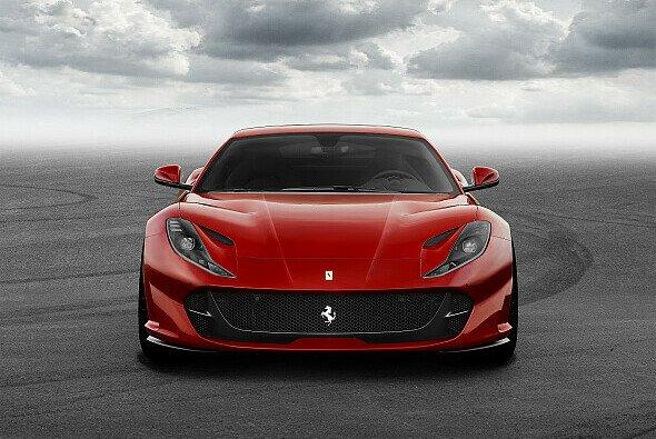 Der neue Ferrari 812 Superfast - Foto: Ferrari