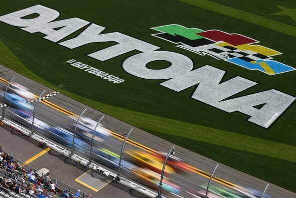 Das Daytona 500 steigt in der Saison 2019 am 17. Februar - Foto: NASCAR