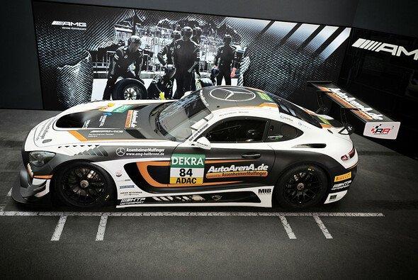 Der Mercedes-AMG von Maximilian Götz und Patrick Assenheimer - Foto: ADAC GT Masters