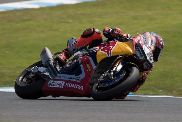 Stefan Bradl ist 2017 das deutschsprachige Zugpferd der Superbike-WM - Foto: Red Bull Honda World Superbike Team