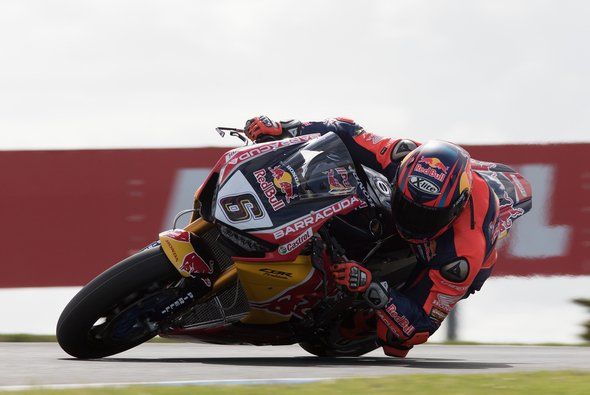 Foto: Red Bull Honda World Superbike Team