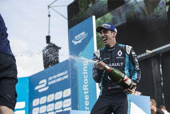 Buemi feiert seinen sechsten Saisonsieg in Berlin - Foto: Formula E
