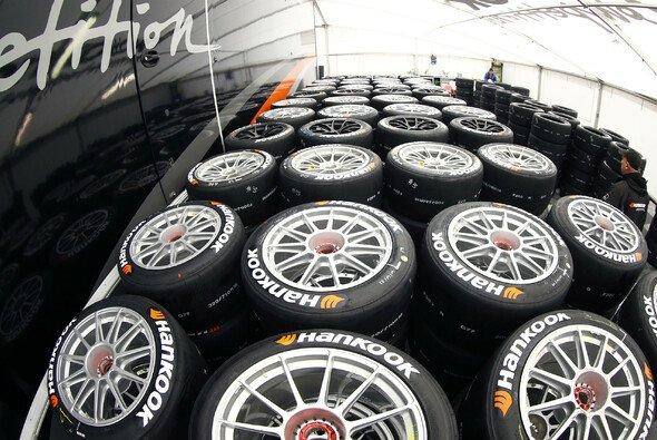 Hankook ist Reifenlieferant in der DTM - Foto: Hankook