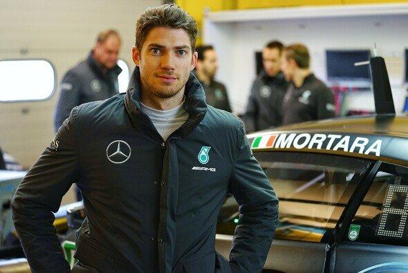Edoardo Mortara startet für Mücke Motorsport am Sachsenring im ADAC GT Masters - Foto: Mercedes-AMG