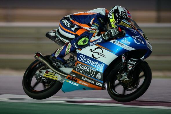 Philipp Öttl lag zwischenzeitlich sogar in Führung - Foto: Schedl GP Racing