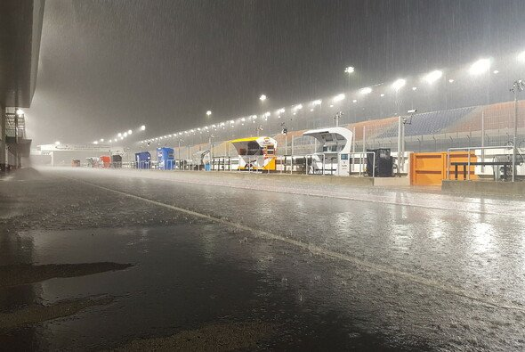 Im Vorjahr sorgte heftiger Regen unter anderem für eine Absage des Qualifyings - Foto: Motorsport-Magazin.com