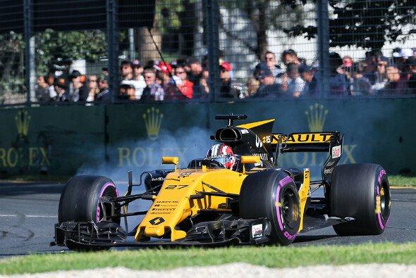 Nico Hülkenberg ist überzeugt: In China schrammt er mit Renault nicht erneut an den Punkten vorbei - Foto: Renault