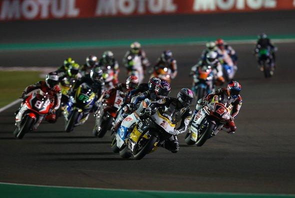 33 Fixstarter hat die Moto2-Saison 2018 - Foto: Jesko Raffin