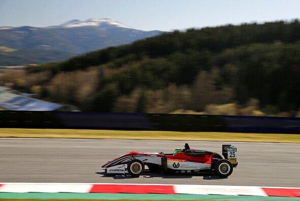 Mick Schumacher belegte Platz 15 am letzten Testtag der Formel 3 - Foto: FIA F3 Europe