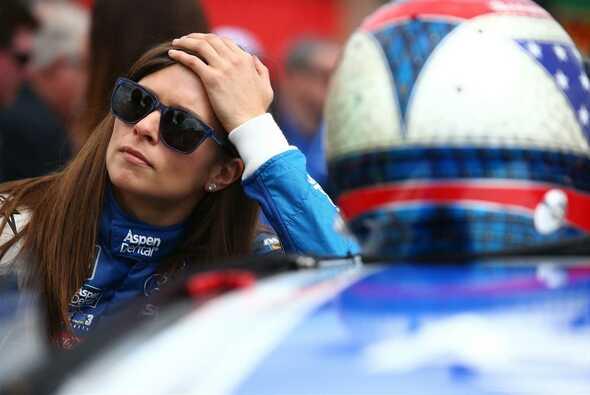 Das NASCAR-Paar Danica Patrick und Ricky Stenhouse Jr. hat sich getrennt - Foto: NASCAR