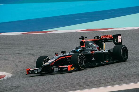 Nyck De Vries erzielte die letzte Bestzeit der Testfahrten - Foto: GP2 Series