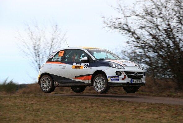 Ring frei für die Nachwuchsasse des ADAC Opel Rallye Cup - Foto: ADAC Opel Rallye Cup