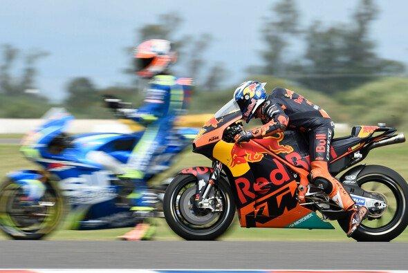 KTM nähert sich den arrivierten Werken der MotoGP - Foto: KTM