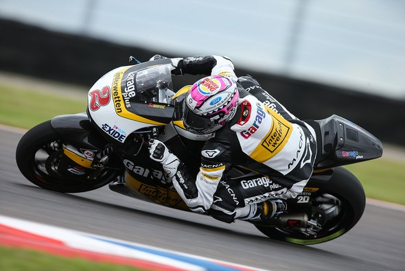 Jesko Raffin kam in Austin nicht auf Touren - Foto: Garage Plus Interwetten