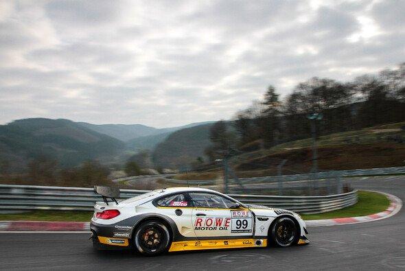 Maxime Martin startet auch 2017 für ROWE RACING beim 24h-Rennen - Foto: Gruppe-C GmbH