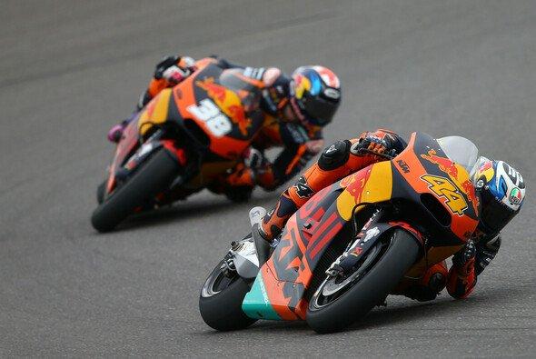 Beide KTM-Fahrer schafften in Argentinien den Sprung in die Top-15 - Foto: KTM
