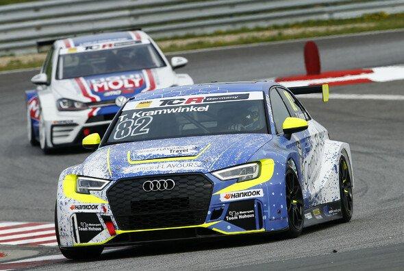 Der Audi RS3 LMS überzeugte im ersten Härtetest - Foto: ADAC TCR Germany